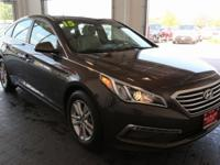 Options:  2015 Hyundai Sonata