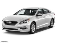 Options:  2015 Hyundai Sonata Se|Se 4Dr Sedan|Puente
