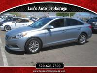 Options:  2015 Hyundai Sonata Like New Hyundai Sonata