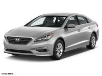 Options:  2015 Hyundai Sonata Se|Se 4Dr Sedan|2.4L|4