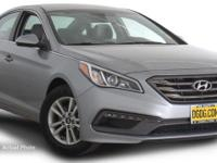 **ONE OWNER CLEAN CARFAX **. Sonata SE. Call ASAP! This