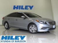 2015 Hyundai Sonata SE Popular Equipment Package 2.4L
