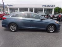 Certified Vehicle! CarFax 1-Owner, This 2015 Hyundai