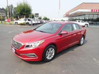 Get ready to go for a ride in this 2015 Hyundai Sonata