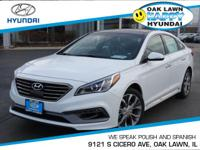 This 2015Hyundai SONATA 2.0T Limited will sell fast!!