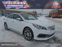 This 2015 Hyundai Sonata 2.0T Limited... Features