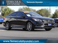 Temecula Hyundai is pumped up to offer this superb 2015