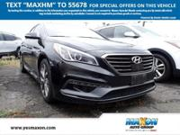 This outstanding example of a 2015 Hyundai Sonata 2.0T