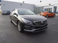 Put down the mouse because this 2015 Hyundai Sonata is