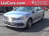 **ONE OWNER, CLEAN CARFAX**, 2015 Hyundai Sonata Sport