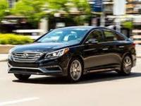 This 2015 Hyundai Sonata 2.0T Sport * ONE OWNER is