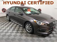 Hyundai Certified Pre-Owned Details: * Roadside