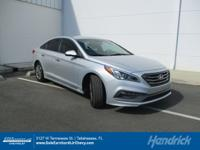 Check out this 2015 Hyundai Sonata 2.4L Sport. Its