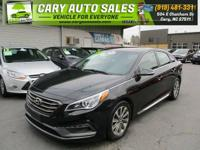 Thank you for viewing our 2015 Hyundai Sonata Sport 4dr