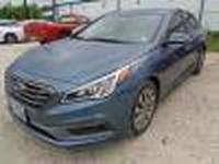 We are excited to offer this 2015 Hyundai Sonata. Your