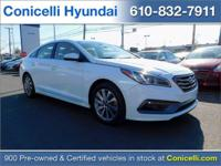 Hyundai Certified Vehicle! CarFax 1-Owner, This 2015