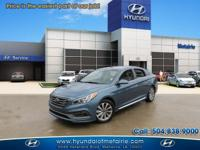 CARFAX 1-Owner. Nouveau Blue exterior and Gray