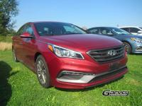 The 2015 Hyundai Sonata is available  in the 2.4 Sport
