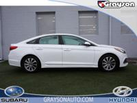 CARFAX 1-Owner, Hyundai Certified, ONLY 28,025 Miles!