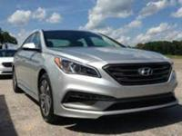 Clean Autocheck, Leather, and Back up Camera. Sonata
