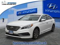 Don't miss out on this 2015 Hyundai Sonata Sport! It
