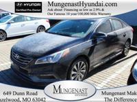 Hyundai Certified. Great car for all seasons! All-star