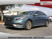 2015 Hyundai Sonata Sport Sedan, *** 1 FLORIDA OWNER