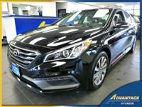 This 1-Owner, Hyundai Sonata Sport is a great option