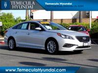 Temecula Hyundai is honored to offer this gorgeous 2015