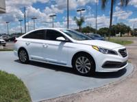 CARFAX One-Owner. Clean CARFAX. White Pearl 2015