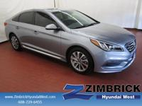 2.4L Sport trim, Shale Gray Metallic exterior and Gray