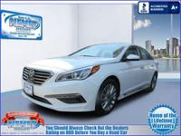 This 2015 Hyundai Sonata 2.4L LimitedIs Priced Below