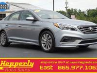 CARFAX One-Owner. This 2015 Hyundai Sonata Sport in