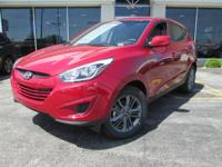 Body Style: SUV Engine: I4 Exterior Color: Garnet Red