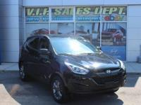 Ash Black Mica 2015 Hyundai Tucson GLS AWD 6-Speed