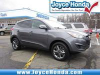 Recent Arrival! 2015 Hyundai Tucson GLSAwards:* JD
