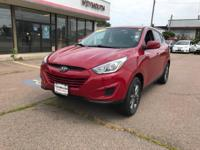 CARFAX 1-Owner. GLS trim, Garnet Red Mica exterior and