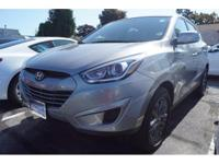 This 2015 Hyundai Tucson GLS is a great option for