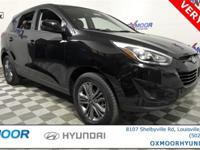 New Price! Hyundai Tucson GLS Priced below KBB Fair