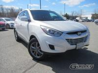 New arrival! 2015 Hyundai Tucson GLS! Only 71,163