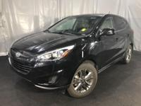 CARFAX One-Owner. Clean CARFAX. Black Mica 2015 Hyundai