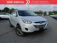 New arrival! 2015 Hyundai Tucson GLS! Only 70,290