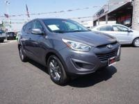 Make sure to get your hands on this 2015 Hyundai Tucson