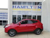 New Arrival! This 2015 Hyundai Tucson GLS Includes