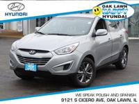 Priced below Market!* *This Tucson is Certified!* This