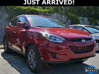 This Tucson features: Clean CARFAX. 29/23 Highway/City