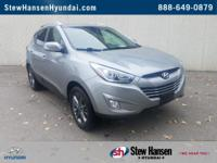 AWD and Serviced Here!. Hyundai Certified, ABS brakes,