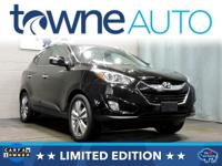 2015 Hyundai Tucson Limited, I4, 6-Speed Automatic with