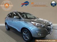 Come test drive our 2015 Hyundai Tucson Limited!!