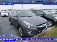 2015 Hyundai Tucson Limited This Hyundai Tucson is